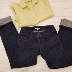 CAbi Cuffed Jeans